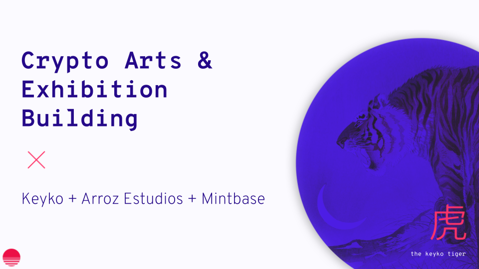 Crypto arts workshop