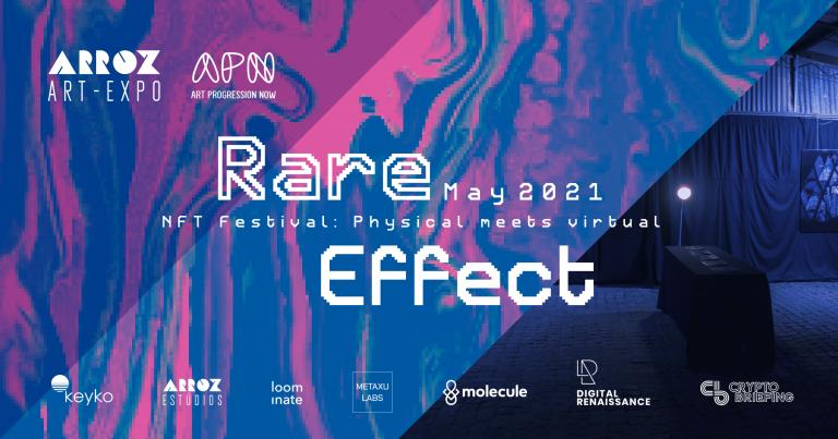 Rare Effect vol2 – an NFT Festival